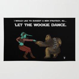 Let the Wookie Dance Rug