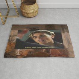 Leonardo DiCaprio wallpaper Rug