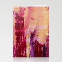 skyline Stationery Cards featuring Skyline by Stephanie Cole CREATIONS