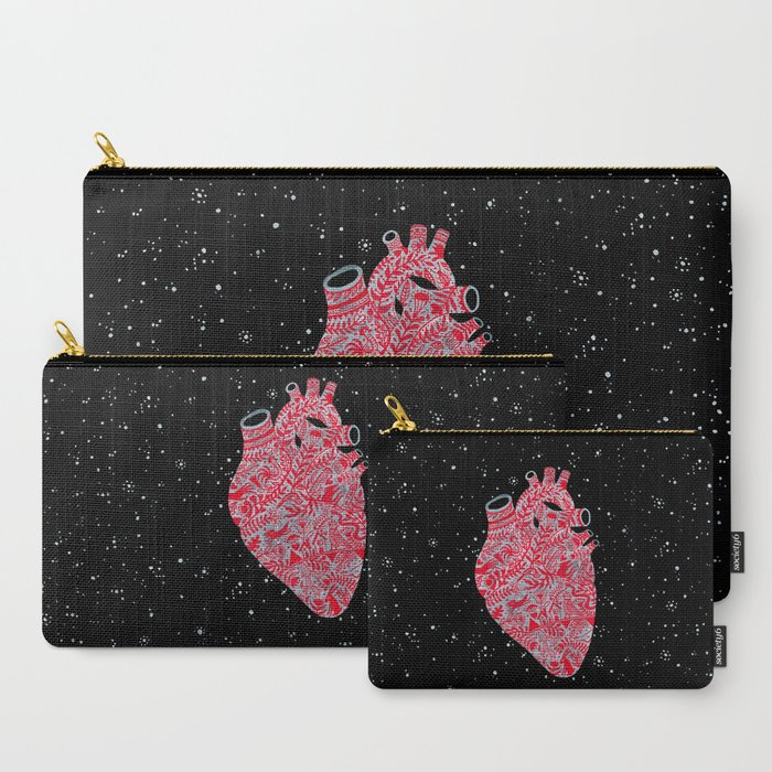Lonely_hearts_CarryAll_Pouch_by_Zsalto__Set_of_3