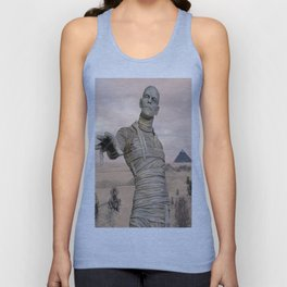Curse of the Egyptian Mummy Unisex Tank Top
