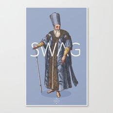 Ottoman No: 2 Canvas Print