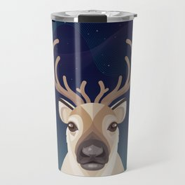Magical Lapland Finland Travel Mug