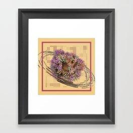 Astrallergies (08/01/17) Framed Art Print