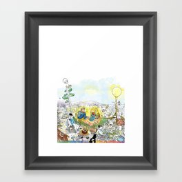 you're COLOR - Page 4 Framed Art Print