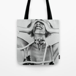 Behind the Madness Tote Bag