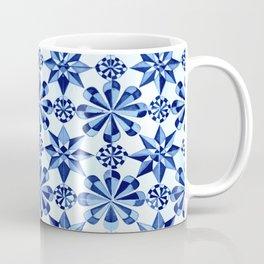 Frisia Blue White Dutch German Baltic Sea Pattern Coffee Mug
