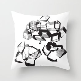 Some Like It Sweet Throw Pillow
