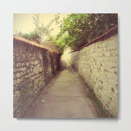 Path - Giverny, France Metal Print