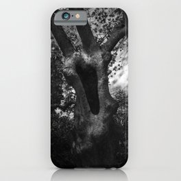 Enter the Hole iPhone Case