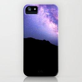 Midnight Hesitation iPhone Case