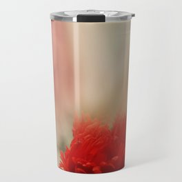 window curtain - poppylove Travel Mug