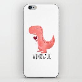 Winosaur iPhone Skin