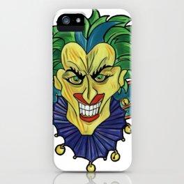Milaino Joker iPhone Case