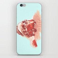 walking to dead! iPhone & iPod Skin