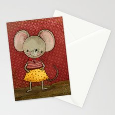 Danooshka the Mouse Stationery Cards