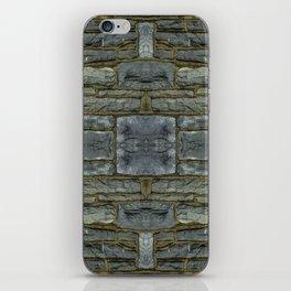 Stone Wall iPhone Skin