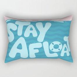 ST\Y AFLOAT Rectangular Pillow