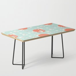 Koi fish pattern 005 Coffee Table