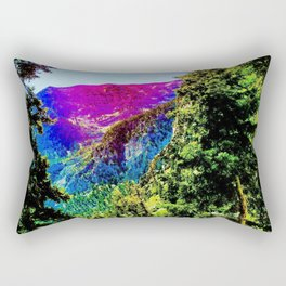 Mount Charleston Rectangular Pillow