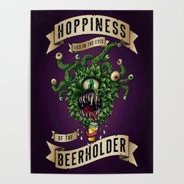 Beerholder Poster