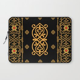 pattern of the past 1 Laptop Sleeve
