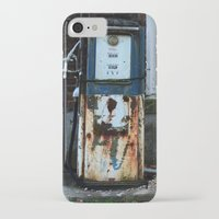 pocket fuel iPhone & iPod Cases featuring Fuel by 100 Watt Photography