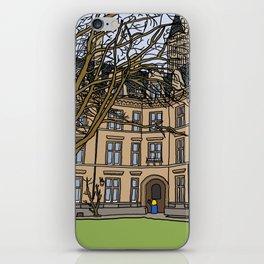 Cambridge struggles: Gonville and Caius College iPhone Skin