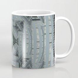Wintergreen Mint Tea Maze Coffee Mug