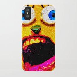 Boxface #3 iPhone Case