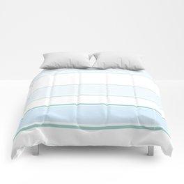 Stripe Comforters
