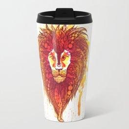 Lion Heart Travel Mug