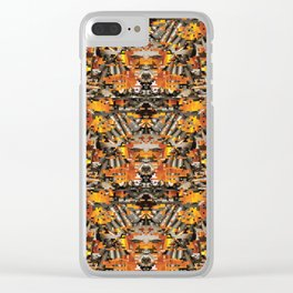 Warfield Trip Clear iPhone Case
