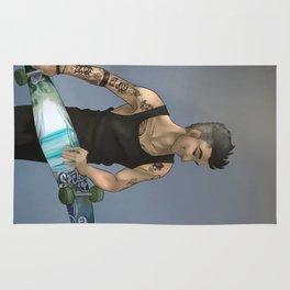 Zayn Longboard Rug