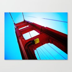 Golden Gate Obsession Canvas Print