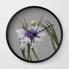 LEANING TO THE LIGHT Wall Clock