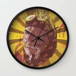 Hannibal Chew Wall Clock