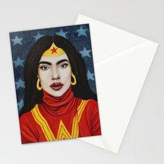 Super Gurls - 01 Stationery Cards