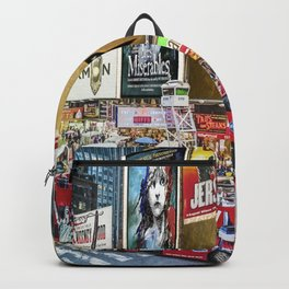Times Square II Backpack