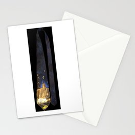 Manhattan NY LDS Temple Tie Stationery Cards