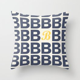 All rigid - You dynamic Throw Pillow