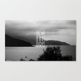 Adventure! Canvas Print