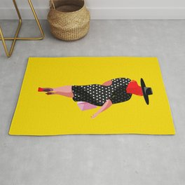 Walk on the Wild Side Rug