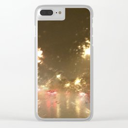 Slick Freeway Clear iPhone Case
