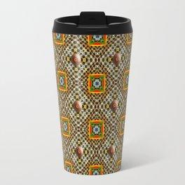 Odo Pattern Travel Mug