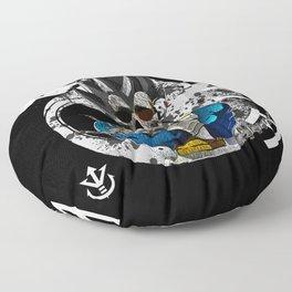 SKULL VEGETA Floor Pillow