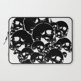 Skulls 2 Laptop Sleeve