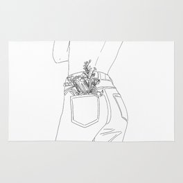 selflove Rug