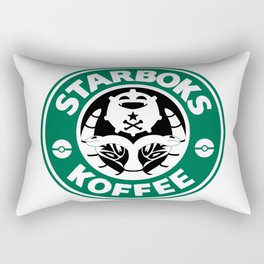 Starboks Koffee Rectangular Pillow