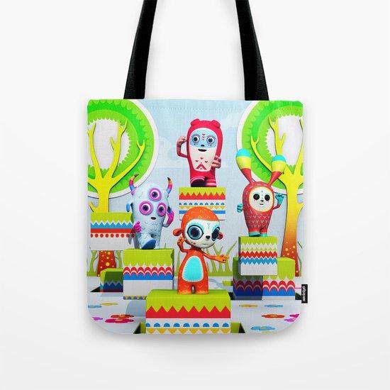 Pixy Wonderland Tote Bag